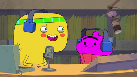 Watch My Life in Radio (Stinks!) / Internet vs. Everybody. Episode 10 of Season 1.